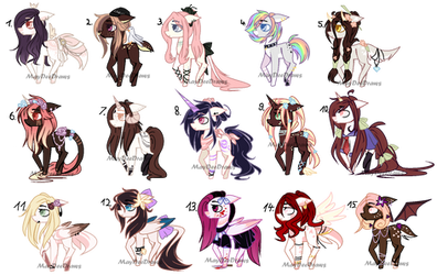 Some Adopts - closed