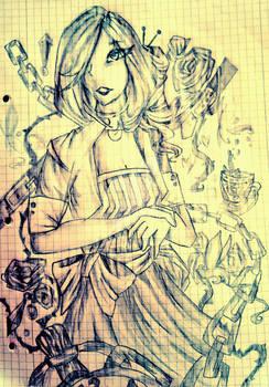Old sketch of mine