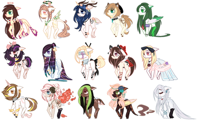 15 Set Price Adopts - Closed