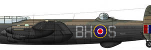 Lancaster Mk I: 300 sq.