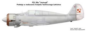PZL.50 Jastrzab: ITL