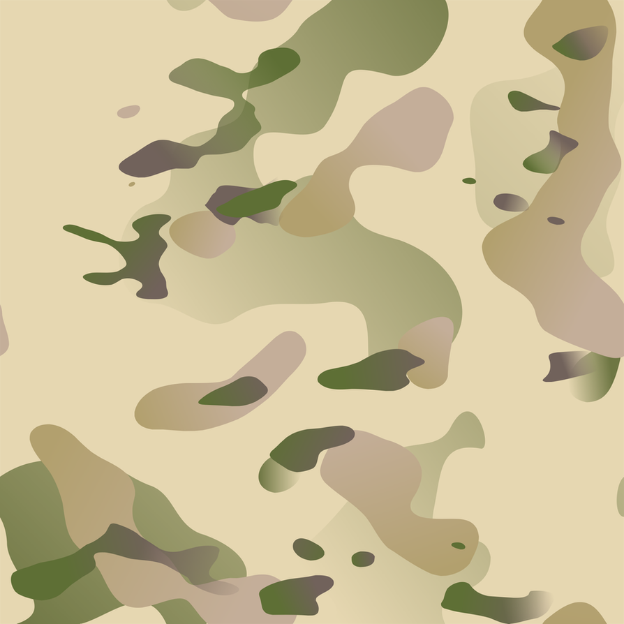 'big gradient' camo pattern by Jeremak-J