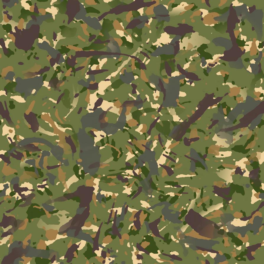 """grassland"" camo by Jeremak-J"