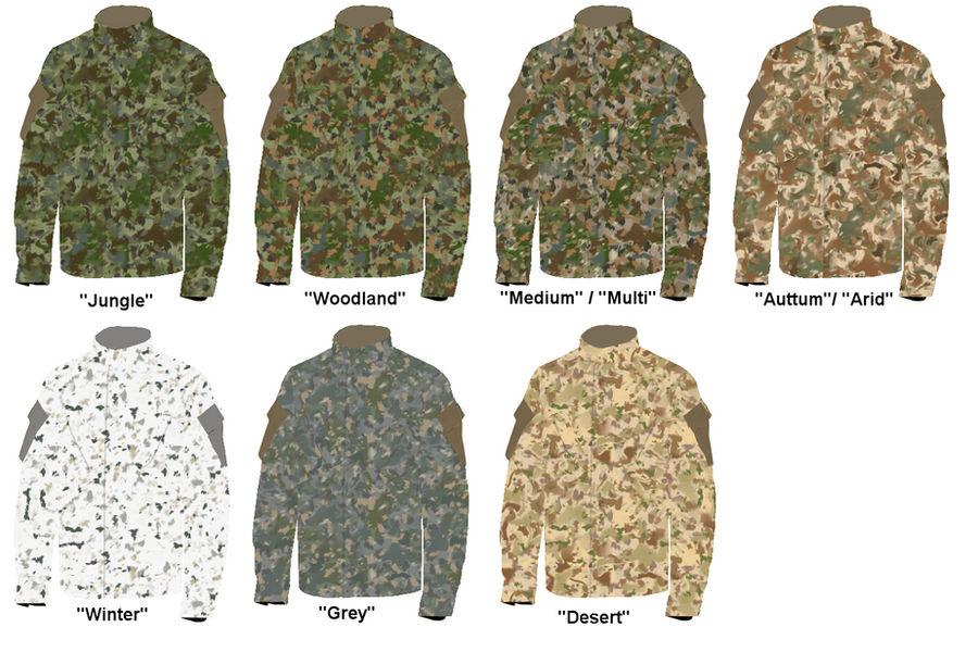 salad' camouflage patterns by Jeremak-J on DeviantArt
