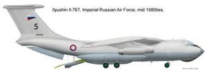 Tsarist Russia Il-76T