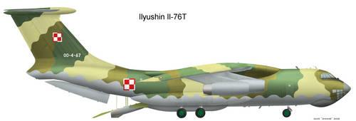 Polish Il-76: colourfull by Jeremak-J