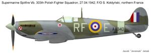 SpitfireVB RF-E