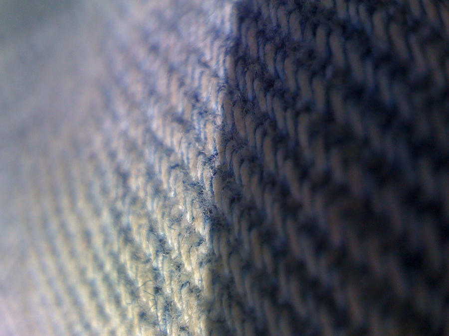 Jeans Cloth Close-Up by R3Create