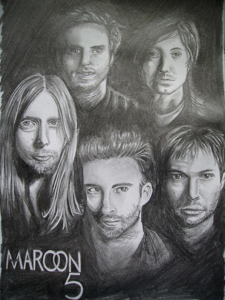 Maroon 5 by i77310