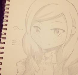 Maki Nishikino Sketch