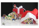 Christmas at Shadaloo HQ
