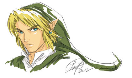 Adult Link? by TixieLix