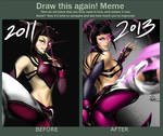 Draw This Again - Juri