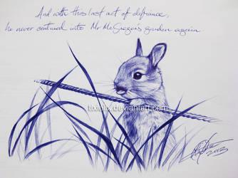 Peter Rabbit by TixieLix