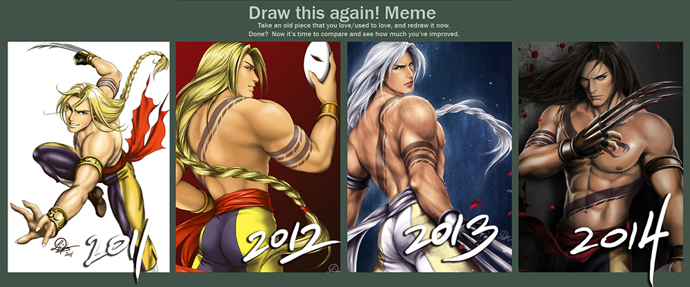 Draw this again (we still drawing Vega here...) by TixieLix