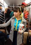 Chun Li going home now by TixieLix
