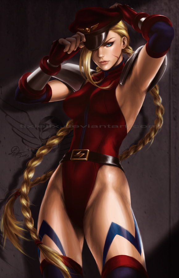 Cammy (Alt 2) by TixieLix