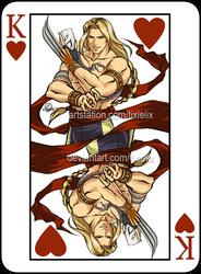 Heavenly Kings of Shadaloo (Part 1 of 5)