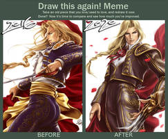 Draw This Again: Matador Vega