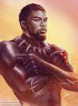 King of Wakanda forever