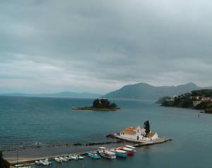 Corfu:Pontikonisi