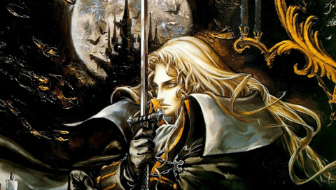 Castlevania SOTN Alucard Wallpaper By NumberXIIIRoxas22