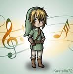 Chibi Link :: The Legend of Zelda