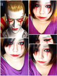 Kefka Palazzo ::Make up:: FFVI