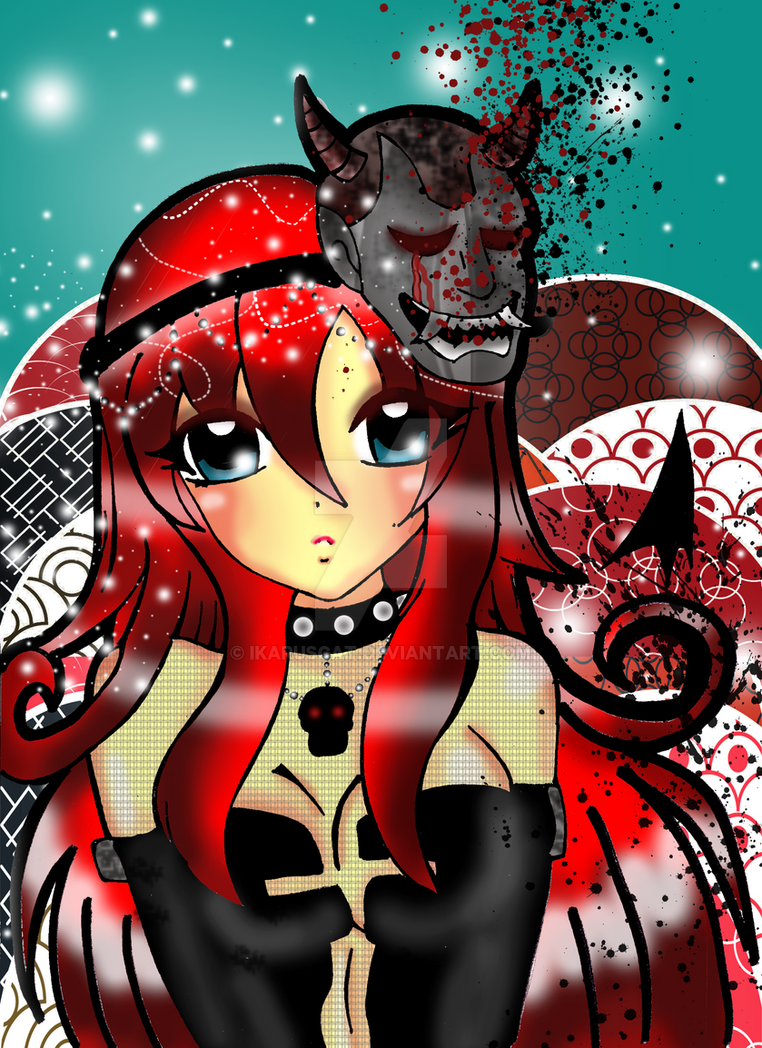 ::Kusabi Demon:: by IkarusCat