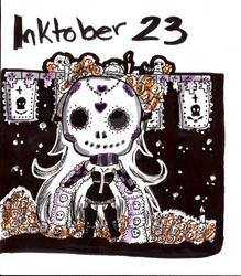 Inktober 2016 23