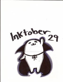 Inktober 2016 29