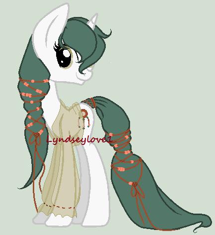 .:{Bead Pony *SOLD!*}:. by DaintySparkles