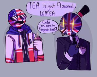 - Tea - by Jaycee-Armin