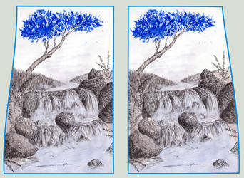 Blue Stereo by rasonjowe