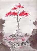Red Water by rasonjowe