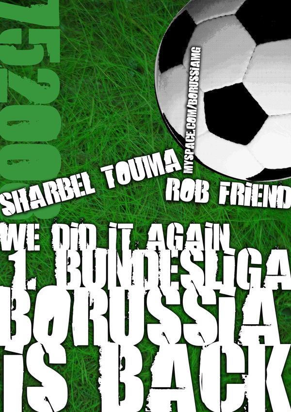 borussia is back