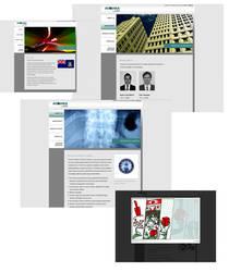 ACQUMA Homepage by spicone