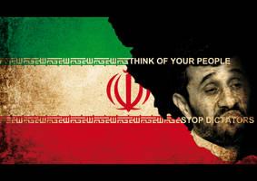 iran is broken by spicone