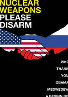 disarm nuclear weapons