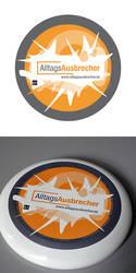 Alltagsausbrecher Frisbee by spicone