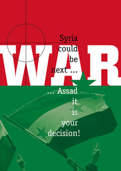 syria could be next