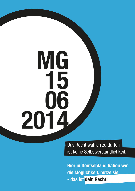 Mayor run-off Moenchengladbach by spicone