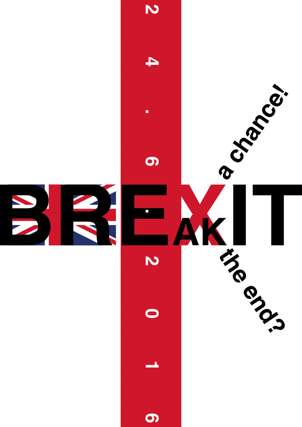BREXIT the end? a chance! by spicone
