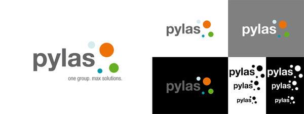 pylas logo by spicone