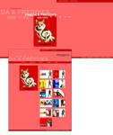 FRIEDA FREDDIES Website