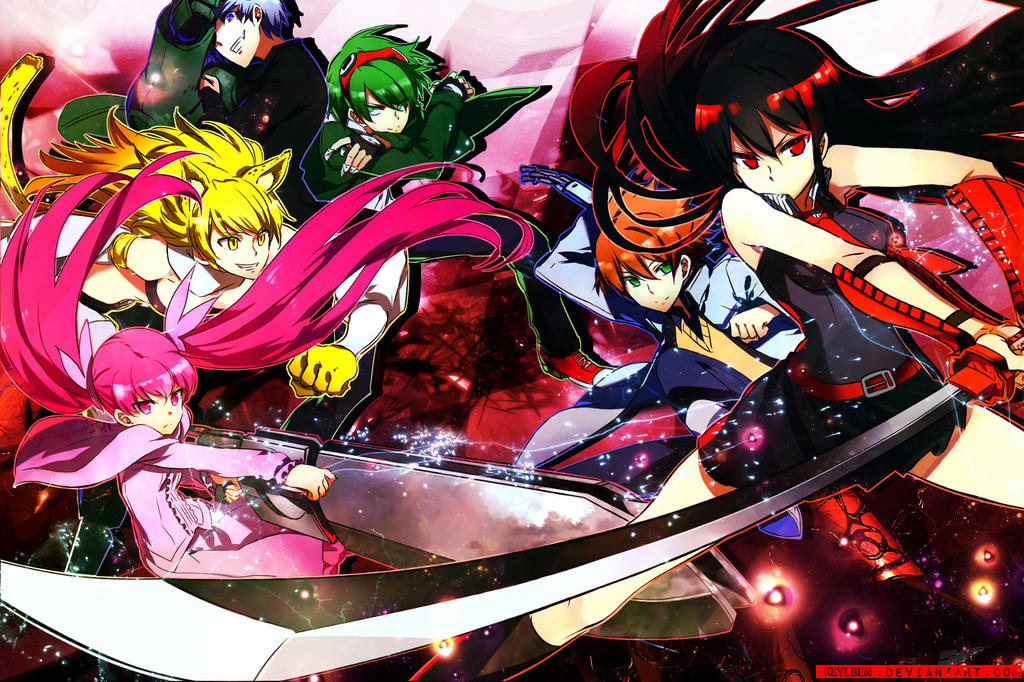 Akame ga kill Wallpaper by Keylhen