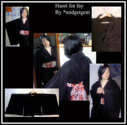 Haori - for fay by midgetgem