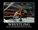 Wrestling Demotivation