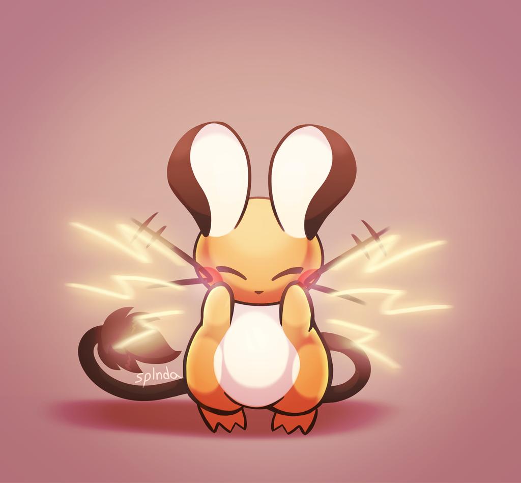 Pokemon Dedenne Evolution Chart