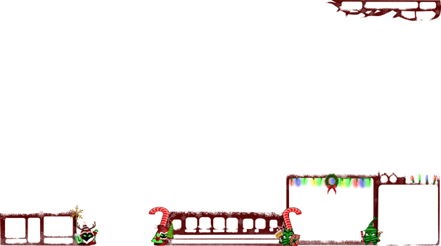 Minions league of legends Christmas overlay stream